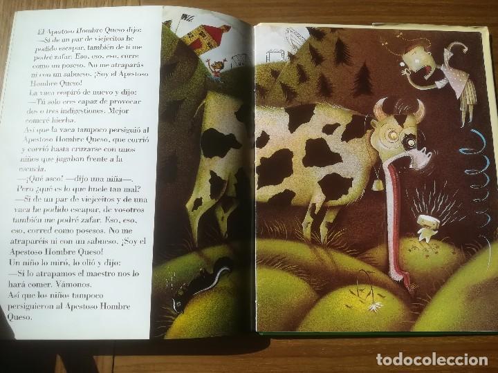 Libros de segunda mano: EL APESTOSO HOMBRE QUESO Y OTROS CUENTOS MARAVILLOSAMENTE ESTUPIDOS THULE EDICIONES 2004 - Foto 7 - 195386067