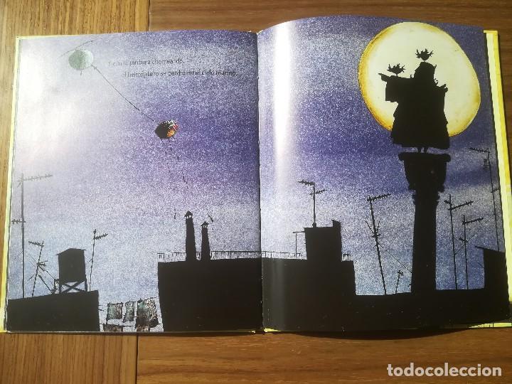 Libros de segunda mano: EL CUADRO MAS BONITO DEL MUNDO MIQUEL OBIOLS / ROGER OLMOS EDITORIAL KALANDRAKA 2001 - Foto 5 - 195386846