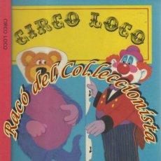 Libros de segunda mano: CIRCO LOCO, POP UP, LIBRO MOVIL, PETER SEYMOUR, ILUSTR. CHUCK MURPHY, MONTENA, SORPRESA, 1983. Lote 195388177