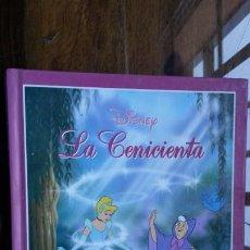 Libros de segunda mano: LA CENICIENTA, DISNEY, CIRCULO DE LECTORES. Lote 195395301