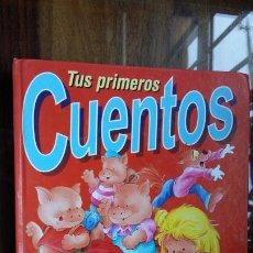 Libros de segunda mano: TUS PRIMEROS CUENTOS 1999 GRAFALCO. Lote 195401913