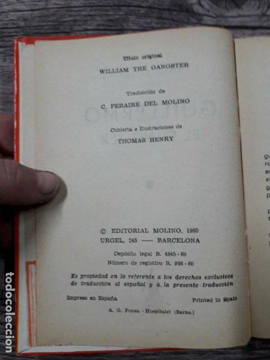 Libros de segunda mano: Guillermo el Gangster por Richmal Crompton - Foto 2 - 195403845