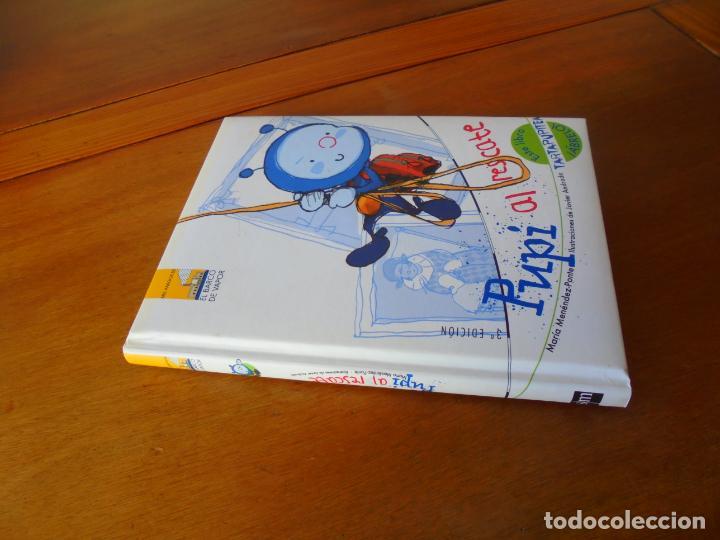Libros de segunda mano: PUPI AL RESCATE (MENÉNDEZ-PONTE, M) ILUSTRACIONES JAVIER ANDRADA - Foto 2 - 195410108