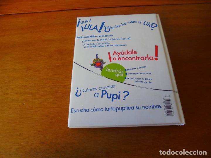 Libros de segunda mano: PUPI AL RESCATE (MENÉNDEZ-PONTE, M) ILUSTRACIONES JAVIER ANDRADA - Foto 3 - 195410108