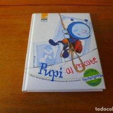 Libros de segunda mano: PUPI AL RESCATE (MENÉNDEZ-PONTE, M) ILUSTRACIONES JAVIER ANDRADA. Lote 195410108