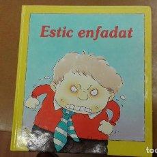 Libros de segunda mano: ESTIC ENFADAT EDIT. BAULA. Lote 195418962