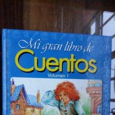 Libros de segunda mano: MI GRAN LIBRO DE CUENTOS VOL 1, GRAFALCO. Lote 195434468