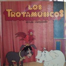 Libros de segunda mano: CUENTO LOS TROTAMUSICOS. Lote 195475027