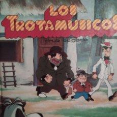 Libros de segunda mano: CUENTO LOS TROTAMUSICOS. Lote 195475158