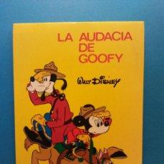Libros de segunda mano: LA AUDACIA DE GOOFY. WALT DISNEY. EDICIONES SUSAETA S.A.. Lote 195490807