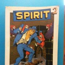 Libros de segunda mano: SPIRIT 2. WILL EISNER. GRANDES HEROES DEL COMIC. BIBLIOTECA EL MUNDO. Lote 195491463