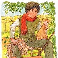 Libros de segunda mano: CUENTO TROQUELADO LA HABICHUELA MÁGICA Nº 27. Lote 195556073