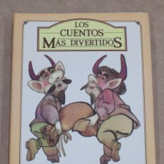 Libros de segunda mano: LOS CUENTOS MAS DIVERTIDOS. SUSAETA. 1991.. Lote 196208445