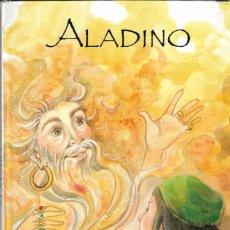 Libros de segunda mano: CUENTO POP-UP ALADINO - COLECCIÓN DIORAMA CLÁSICO - EDICIONES CON-BEL, 1987.. Lote 196519195