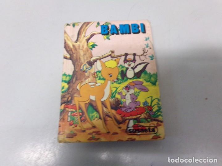 BAMBI TAPA DURA MINI CUENTO (Libros de Segunda Mano - Literatura Infantil y Juvenil - Cuentos)