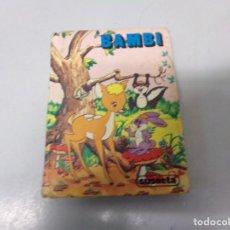 Libros de segunda mano: BAMBI TAPA DURA MINI CUENTO . Lote 196523325