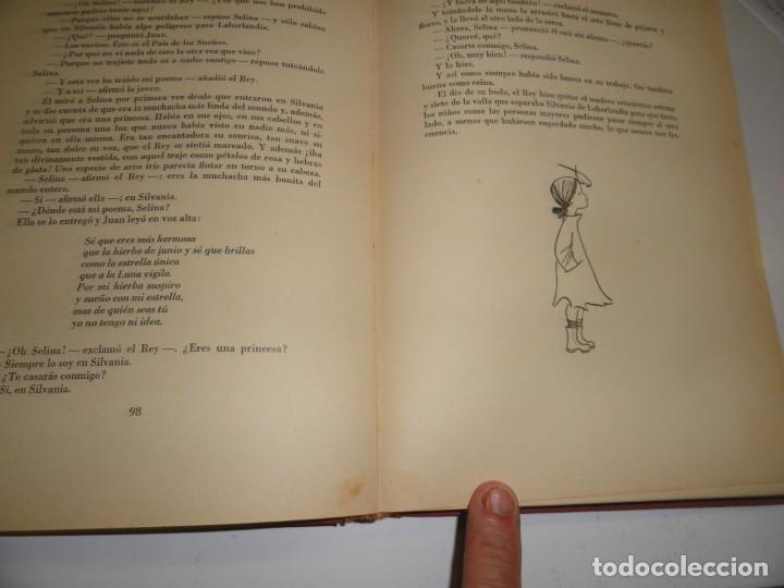 Libros de segunda mano: LA PRINCESA QUE PEDIA LA LUNA - ELEANOR FARJEON, 1960 - PRIMERA EDICIÓN - Foto 7 - 196143767