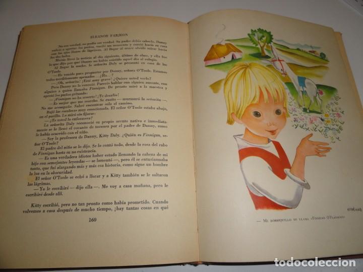 Libros de segunda mano: LA PRINCESA QUE PEDIA LA LUNA - ELEANOR FARJEON, 1960 - PRIMERA EDICIÓN - Foto 8 - 196143767