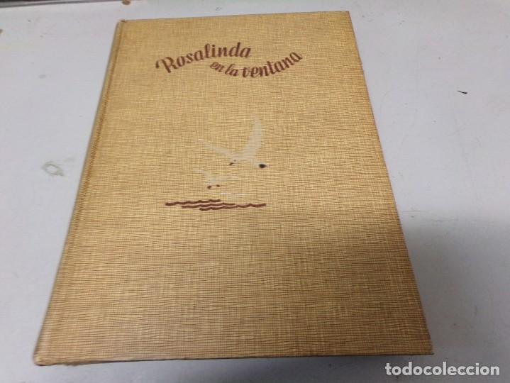 ROSALINDA EN LA VENTANA (Libros de Segunda Mano - Literatura Infantil y Juvenil - Cuentos)