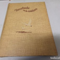Libros de segunda mano: ROSALINDA EN LA VENTANA. Lote 196844341