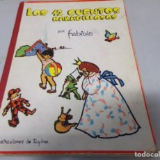 Libros de segunda mano: LOS 12 CUENTOS MARAVILLOSOS POR FABIOLA REINA DE BELGICA. Lote 196887012