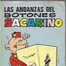 Libros de segunda mano: LAS ANDANZAS DEL BOTONES SACARINO - BRUGUERA MINI INFANCIA ( 7 X 5 ) 1973. Lote 197042578