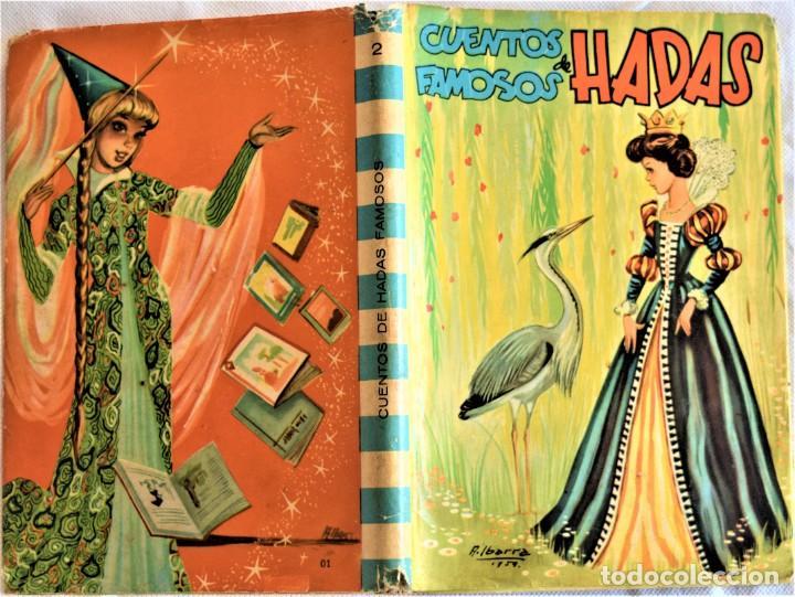 Libros de segunda mano: CUENTOS FAMOSOS DE HADAS Nº 2 - EDITORIAL FELICIDAD - TAPA DURA - Foto 2 - 197176131