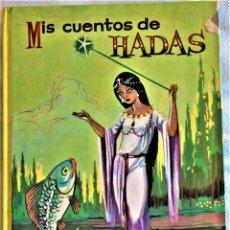 Libros de segunda mano: MIS CUENTOS DE HADAS Nº 6 - EVA - 5EDITORIAL VASCO AMERICANA - TAPA DURA. Lote 197180003