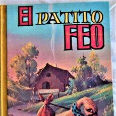 Libros de segunda mano: EL PATITO FEO - ESTE LIBRO CONTIENE TAMBIÉN AVENTURAS DE MICHIN - EDITORIAL VASCO AMERICAN A . Lote 197183456