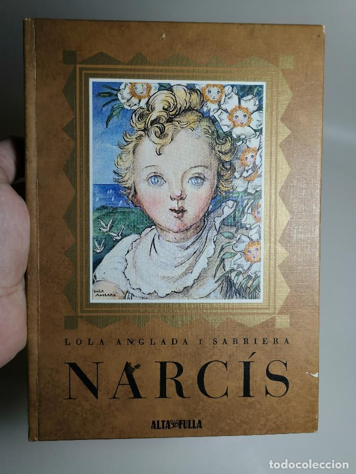 Libros de segunda mano: Narcís, Lola Anglada, 1980, Altafulla, Barcelona - Foto 2 - 197215780