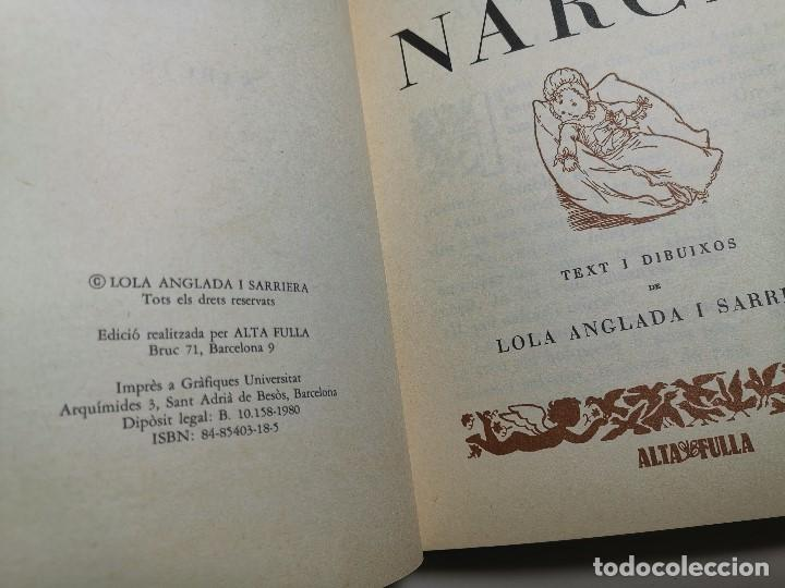 Libros de segunda mano: Narcís, Lola Anglada, 1980, Altafulla, Barcelona - Foto 11 - 197215780