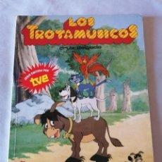 Livros em segunda mão: LOS TROTAMUSICOS Nº 1 ** LA FUGA DE KOKY ** ED. ANAYA. Lote 245595255