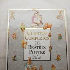 Livros em segunda mão: LOS CUENTOS COMPLETOS DE BEATRIX POTTER.. Lote 197378453
