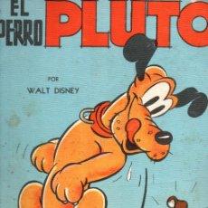Libros de segunda mano: WALT DISNEY : EL PERRO PLUTO (HACHETTE ARGENTINA, S.F.) FORMATO GRANDE. Lote 197379292