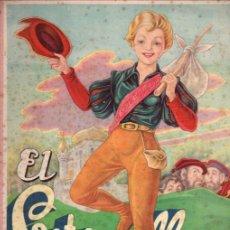 Libros de segunda mano: EL SASTRECILLO VALIENTE.- FORMATO GRANDE. Lote 197379346