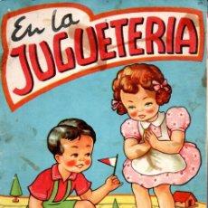 Libros de segunda mano: EN LA JUGUETERÍA (SIGMAR, 1955). Lote 197379452