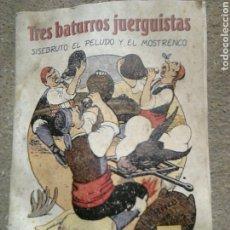 Libros de segunda mano: LIBRILLO,COLECCION DE CUENTOS BATURROS 1,AÑO 2004. Lote 197539848