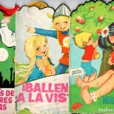 Libros de segunda mano: MARÍA PASCUAL : CINCO CUENTOSTORAY. Lote 197602390