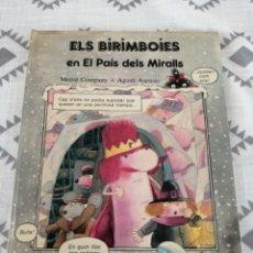 Livros em segunda mão: ELS BIRIMBOIES EN EL PAÍS DEL MIRALLS. Lote 197733910