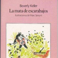 Libros de segunda mano: LA MATA DE ESCARABAJOS. Lote 197741623