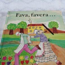 Livros em segunda mão: FAVA FAVERA. Lote 197975828