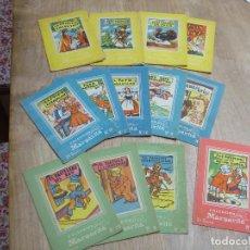 Libros de segunda mano: LOTE: 13 CUENTOS COLECCIÓN MARGARITA.. Lote 198148803