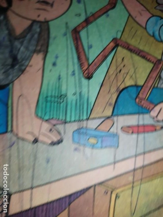 Libros de segunda mano: LAS EMOCIONANTES AVENTURAS DE MARCO N° 11 LA SORPRESA MIRE FOTOGRAFÍAS - Foto 5 - 198378917