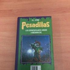 Libros de segunda mano: PESADILLAS. Lote 198428471