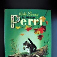 Libros de segunda mano: LA ARDILLITA PERRI (WALT DISNEY). CUENTO. Lote 198476262
