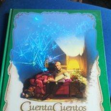 Libros de segunda mano: CUENTA CUENTOS BILINGUE ESPAÑOL INGLÉS TAPA DURA. Lote 198886262