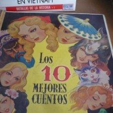 Libros de segunda mano: LOS 10 MEJORES CUENTOS1958. Lote 199294662