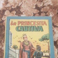 Libros de segunda mano: LA PRINCESA CAUTIVA N.8. Lote 199313508