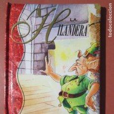 Libros de segunda mano: LA HILANDERA , CUENTOS GRIMM COLECCION EL PEQUEÑO BAUL. Lote 277280898