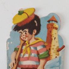 Libros de segunda mano: PEQUEÑO CUENTO TROQUELADO EL PESCADOR ENCANTADO. TROQUELADOS CHIC. EDIT ROMA. Lote 199911360